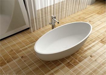 Vasca Da Bagno Freestanding Corian : Mm superficie solida resina cupc approvazione vasca da