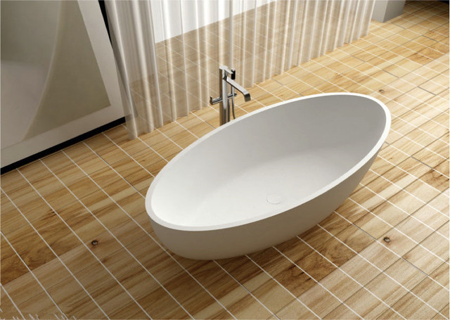 Vasca Da Bagno In Resina : 1700x800x550mm superficie solida resina cupc approvazione vasca da