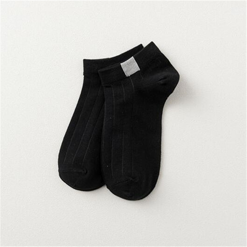 Männer Boot Socken Kühlen Sheer Calcetines Tobilleros Harajuku Keine Show Mann Baumwolle Socken Unsichtbare