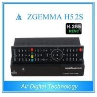 10 יח'\חבילה zgemma h5.2s תאום DVB S/S2 h.265 תמיכה פענוח עם המעבד המהיר ביותר ריצה