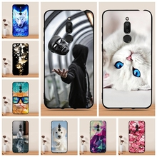 Case For Meizu M6T Case Silicone Soft TPU 3D Back Cover For