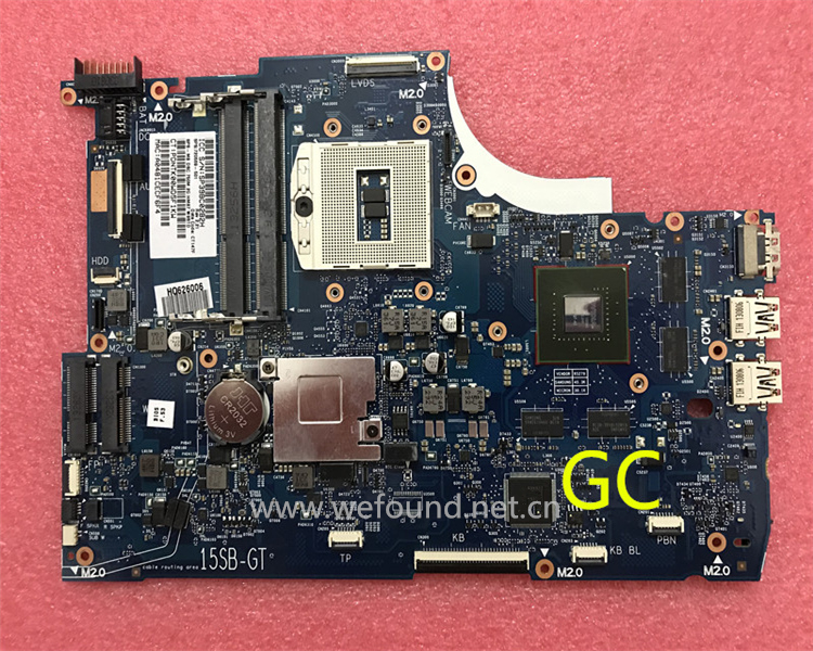 laptop Motherboard For 15-J GT750M 720569-501 720569-601 system mainboard Fully Tested laptop motherboard for 15 j 15 q 720567 001 720567 501 720567 601 system mainboard fully tested