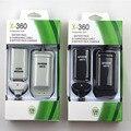 4 en 1 kits cargador para Xbox 360 controlador inalámbrico 4800 mah Ni MH batería recargable + USB cable cargador + cargador de sobremesa