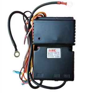 Image 1 - 1 قطعة فرن الغاز الأصلي MDK نبض الإشعال تحكم عن DKL 01 أجزاء الفرن AC220 mais دي 12KV