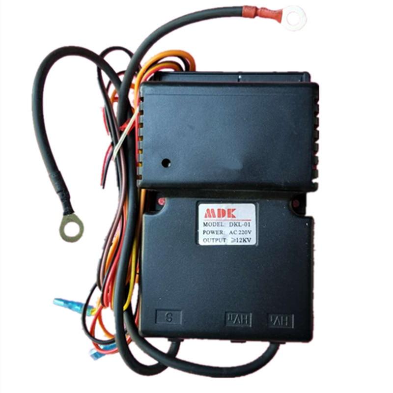 1pcs Original MDK Gas Oven Pulse Ignition Controller For DKL-01 AC220 Mais De 12KV Oven Parts