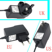 6V 1A Charger Power Supply Coverter AC/DC Adapter US/EU/UK Plug 5.5*2.1mm for Alarm/arm Sphygmomanometer Free Shipping(China)