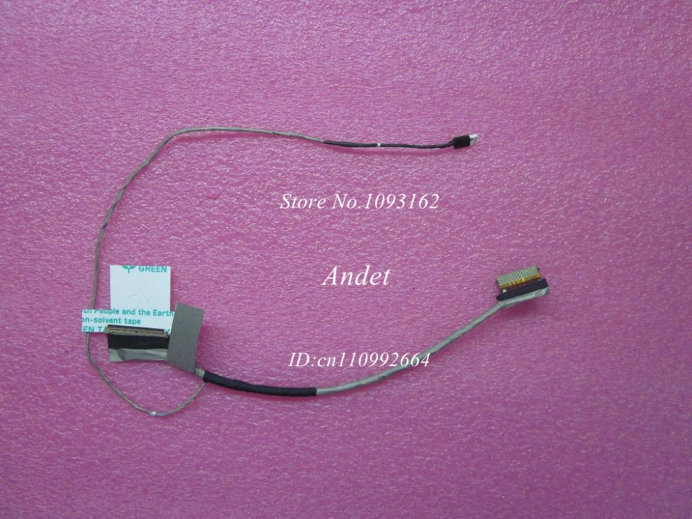 New Orig for ThinkPad X230T X230 Tablet X220T X220 Tablet LCD LVDS LED Cable Screen Video Camera Cable Line 04W1775 50.4KJ02.001