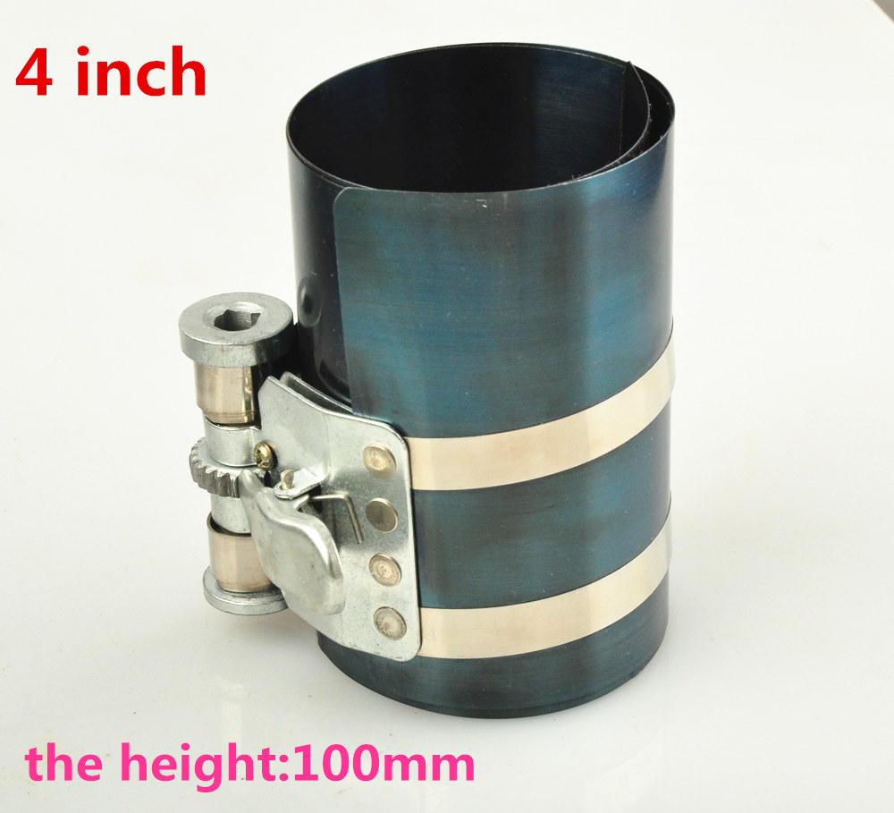 3,4,6 inch 80 175mm Steel Car Engine Piston Ring Compressor Tool ... for Piston Ring Clamp  56mzq