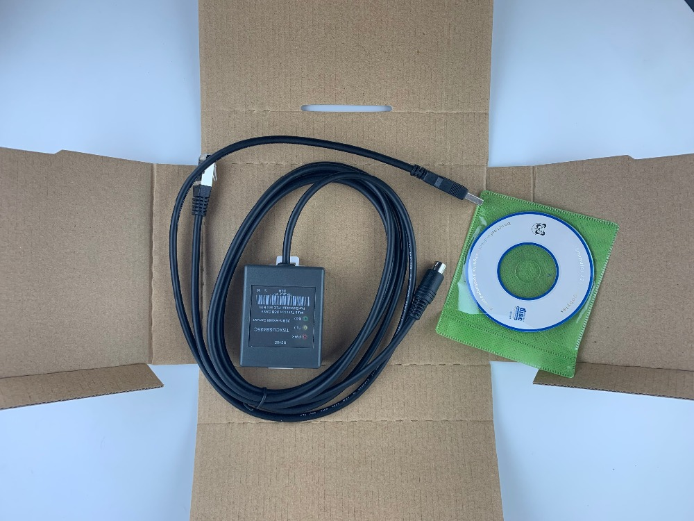 Advanced Programming Cable Winhao for TSXCUSB485C with S//M Code Schneider TSX Neza and Twido