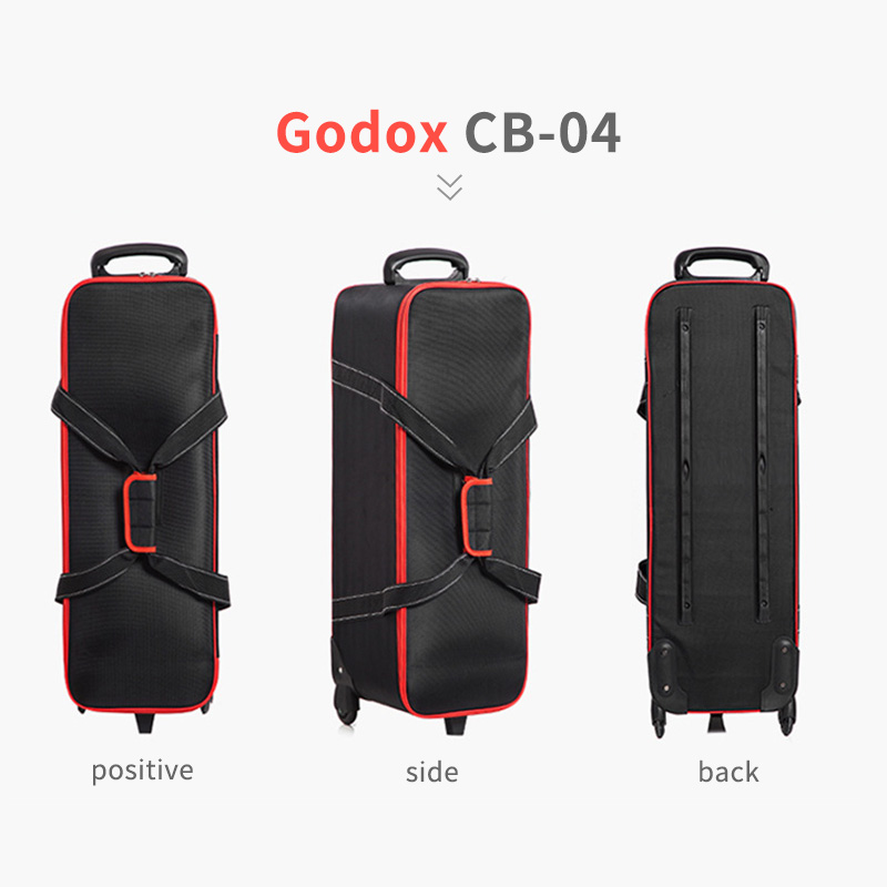 Godox CB 04 Strobe Photography Equipment Studio Flash Light Stand Tripod Bag, Camera bag, for cameras and lights