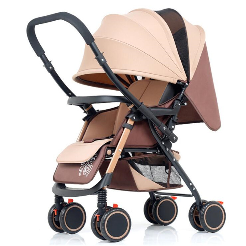 Wisesonle two way baby stroller ultra light umbrella stroller folding portable trolley Free shippingWisesonle two way baby stroller ultra light umbrella stroller folding portable trolley Free shipping