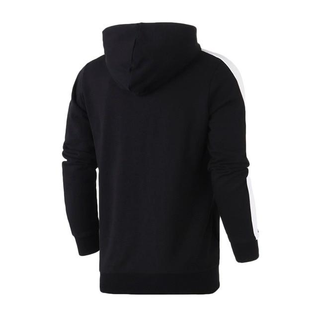 Original New Arrival 2018 PUMA Classics T7 Logo FZ Hoody Men's jacket Hooded Sportswear 1