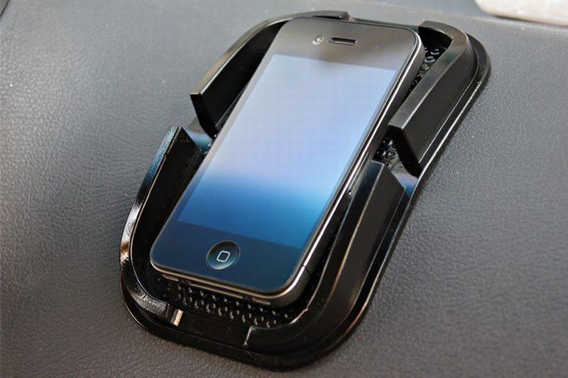 HTB11 cyLXXXXXbbXFXXq6xXFXXXu - Black Car Dashboard Sticky Pad Mat Anti Non Slip Gadget Mobile Phone GPS Holder Interior Accessories soporte For meizu m2 mini