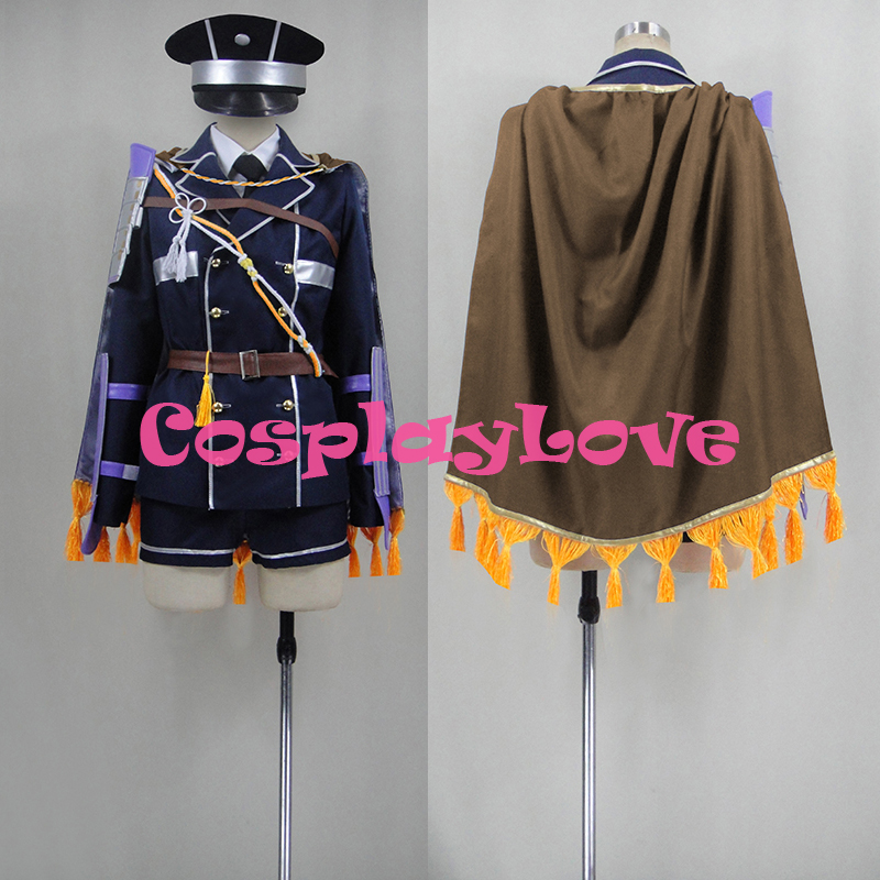 Custom Japanese Anime Touken Ranbu Online Maeda Toushirou Cosplay Costume Sword Dance Clothing Christmas High Quality Halloween