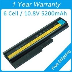 Nowy akumulator do laptopa do Lenovo Thinkpad T500 T61p T61 R61i W500 SL400c SL500 FRU 42T4513 42T5232 42T5233 42T4651