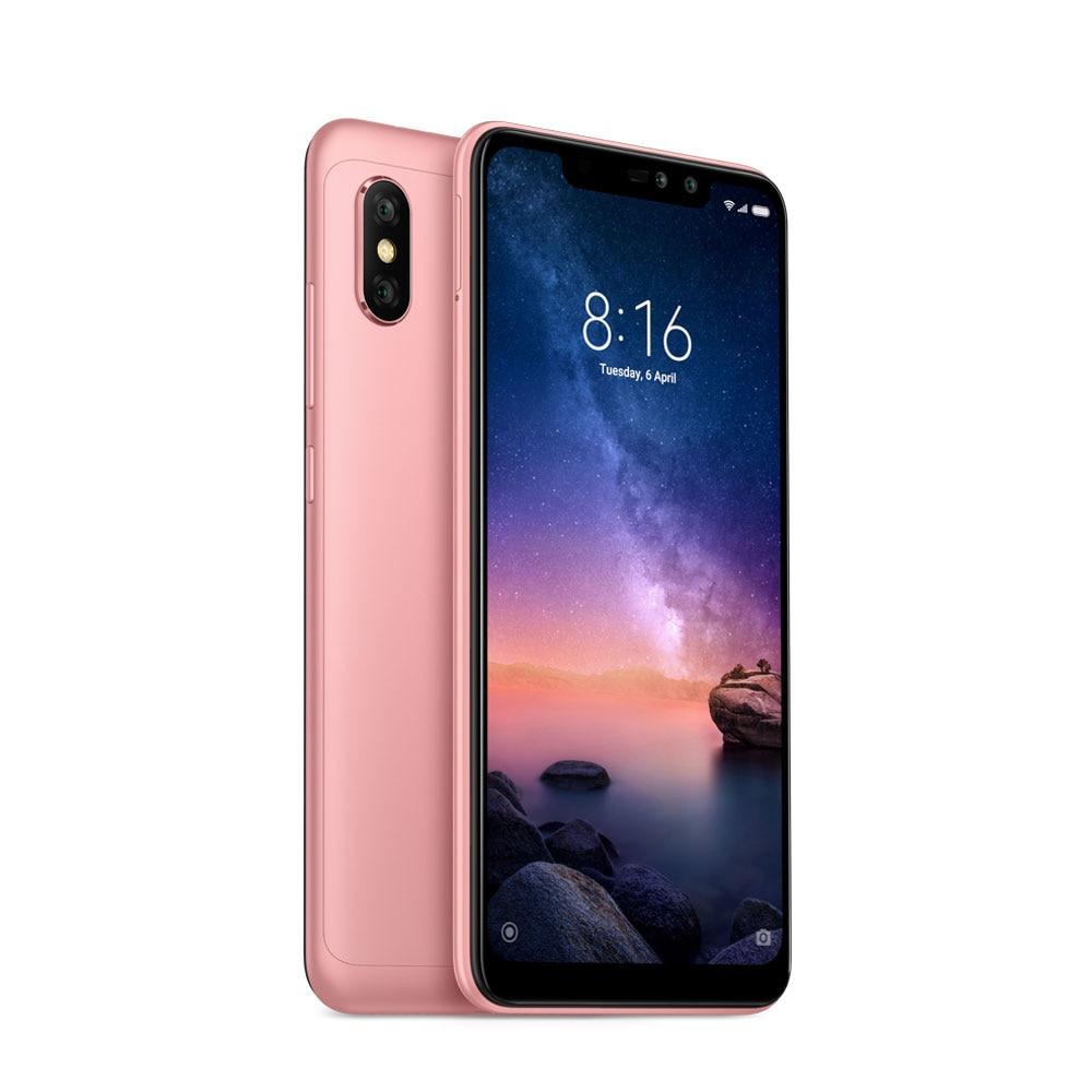 Xiaomi Redmi Nota 6 Pro Nero de 6.26