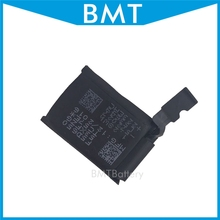 Bateria para relógio Maçã 1st 2nd 3rd Gen 38mm 42mm Series1 Series2 Series3 Bulid em Li bateria Recarregável  po 3.78 v 10 pçs/lote