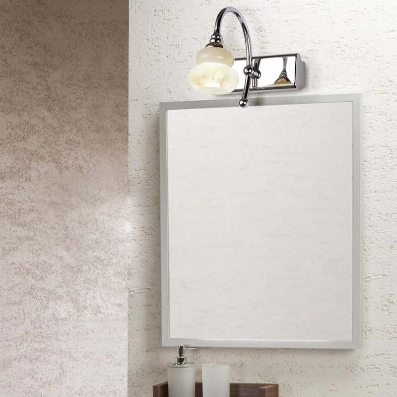 Led Modern Bathroom Wall Lamp V Bathroom Mirror Lamps W Bedroom - Sconces mounted on bathroom mirror