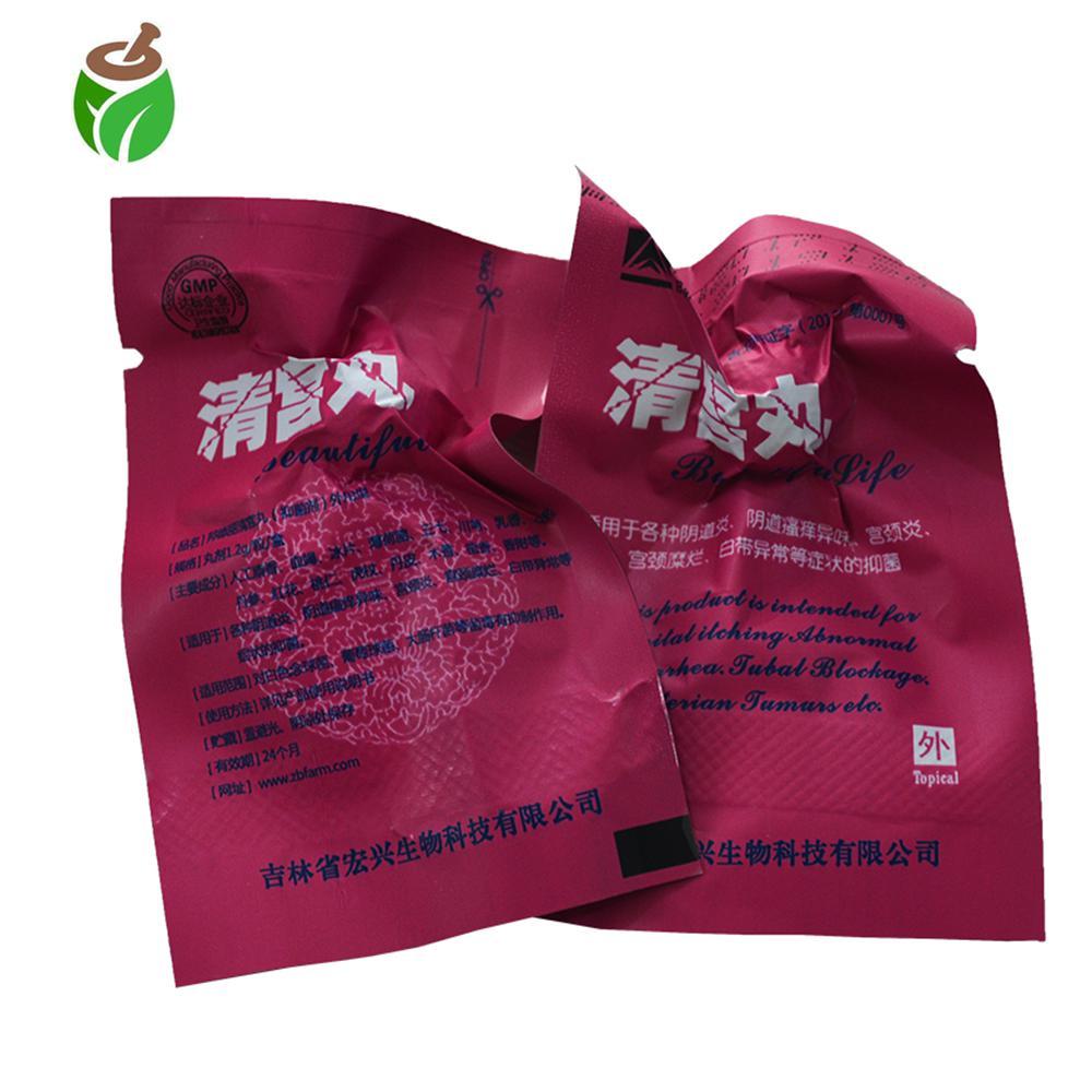 50 200 pcs Feminine hygiene Yoni Pearls Herbal Vaginal detox Tampons Beautiful Life Clean Point Tampon