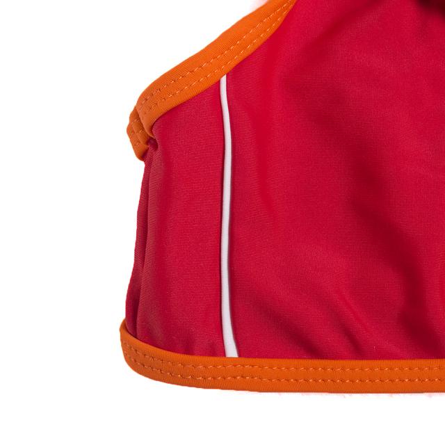 New 2018 Girls Sports Swimsuits Split Sporting Swimming Suits Professional Bikini Tankini Biquini Infantil G47-K564
