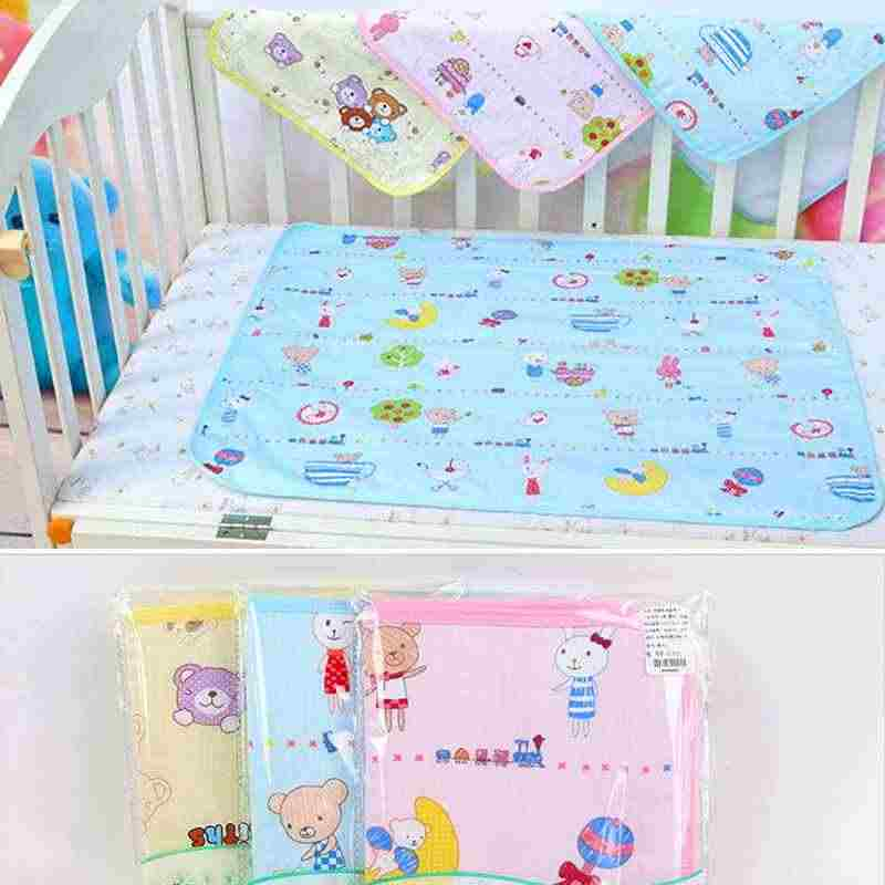 Waterproof Mattress protector baby diaper changing pad Newborn baby nappy changing mat waterproof sheet Diaper change pad