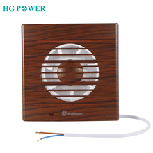 Ventilator Extractor Wall Mounted 14W 110V 4'' 6'' Silent Exhaust Fan Home Bathroom Kitchen Toilet Air Vent Grille Ventilation 14w silent ceiling extractor fan bathroom exhaust fan for window wall toilet kitchen ventilating air ventilation device 220 110v
