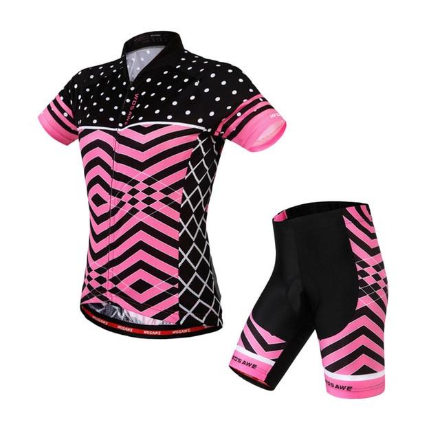 Mulheres Pro Roupas de Ciclismo MTB Bicicleta Jersey Equitação Desgaste Bicicleta Jersey Roupas Ciclismo Jersey Bicicleta Desgaste Da Bicicleta Roupas Curtas Conjuntos 1