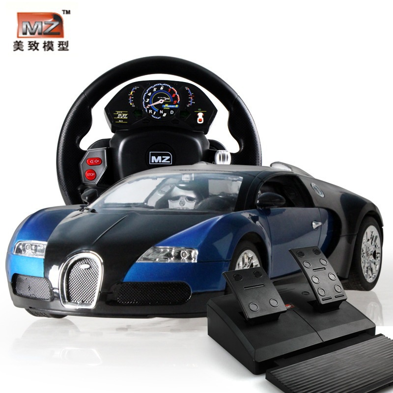 Remote Control Cars Bugatti