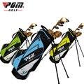 Fabricantes personalizados PGM nueva bolsa de soporte de golf para hombres y mujeres soporte portátil ultraportable edición