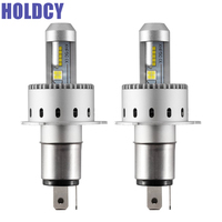 HoldCY H4 9003 HB2 Hi Lo Bi Beam LED Car Headlight Bulb 40W 8000LM 6500K All