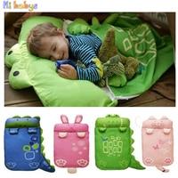 Baby Sleeping Bags Kids Sleeping Sack Soft Cotton Thick Newborn Crib Baby Bedding Infant Stroller Wrap Children's Gifts