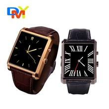 Bluetooth Smart Uhr DM08 Armbanduhr MT2502A Sport Pedometer mit Kamera Smartwatch für Android Smartphone