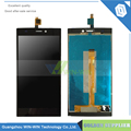 Black/White For Wiko Ridge 4G LCD+Touch Screen Assembly Digiziter Replacement LCD Display for Wiko ridge 4G Free Shipping