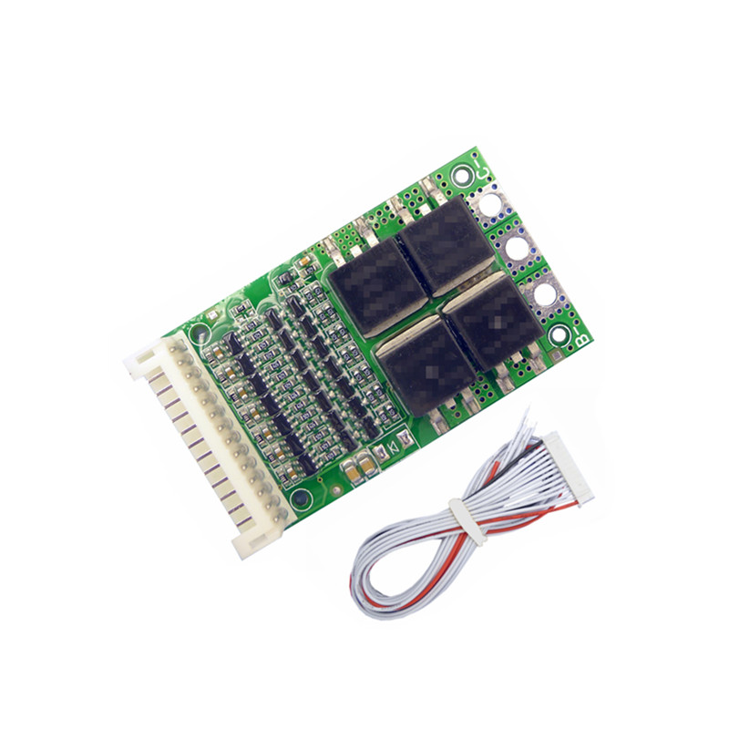 1S 24A 3.2V 3.6V LiFePo4 LiFe LFP 18650 Battery BMS Charger Protection PCB Board