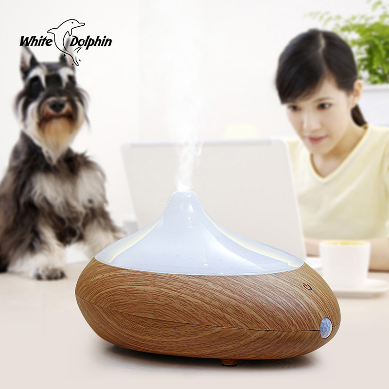 Essential Oil Diffuser Ultrasonic Aromatherapy Humidifier for Home Mist Maker Fogger Air Purifier Aroma Diffuser USB Humidifier 500ml usb air humidifier essential oil diffuser mist maker fogger mute aroma atomizer air purifier night light for home