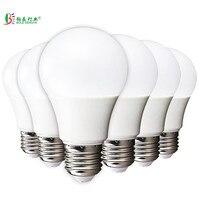 BOLEDENGYE LED Ampoule 5 W 7 W 9 W 12 W 15 W Équivalent E27 e26 Base non dimmable smd5730 2700 K Blanc Froid 1500 Lumens UL CE Liste