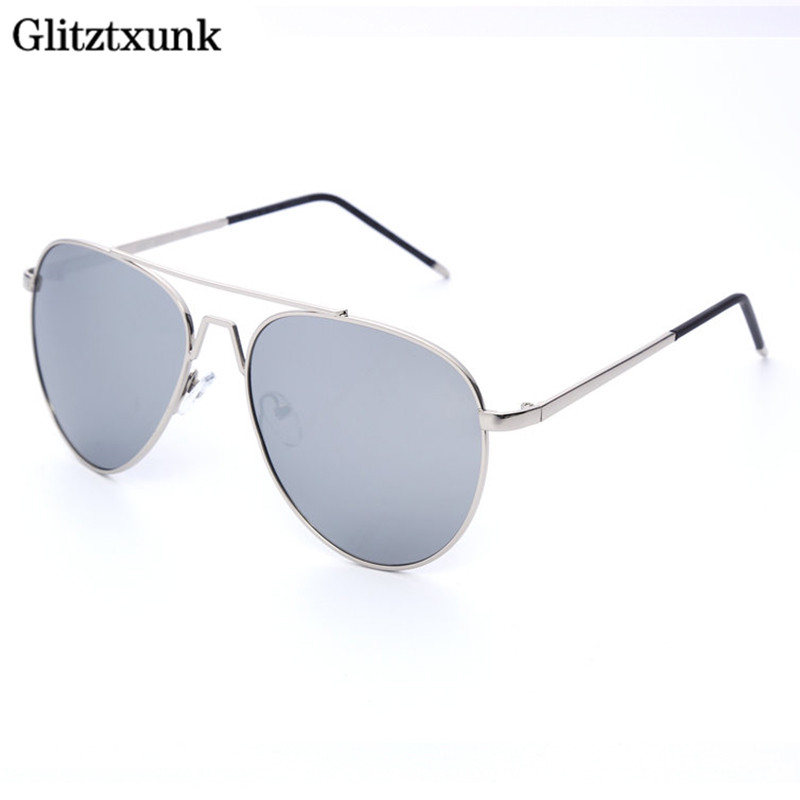 Glitztxunk Cat Eye Classic Polarized Sunglasses Women Brand Hot Selling Aluminum Sun Glasses Vintage UV400 Sunscreen Eyewear