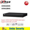 Dahua gravador de vídeo XVR XVR4104HS XVR4108HS 4ch/8ch 720 P HDCVI Apoio/AHD/TVI/CVBS/entradas de vídeo IP 1 SATA HDD, até 6 TB