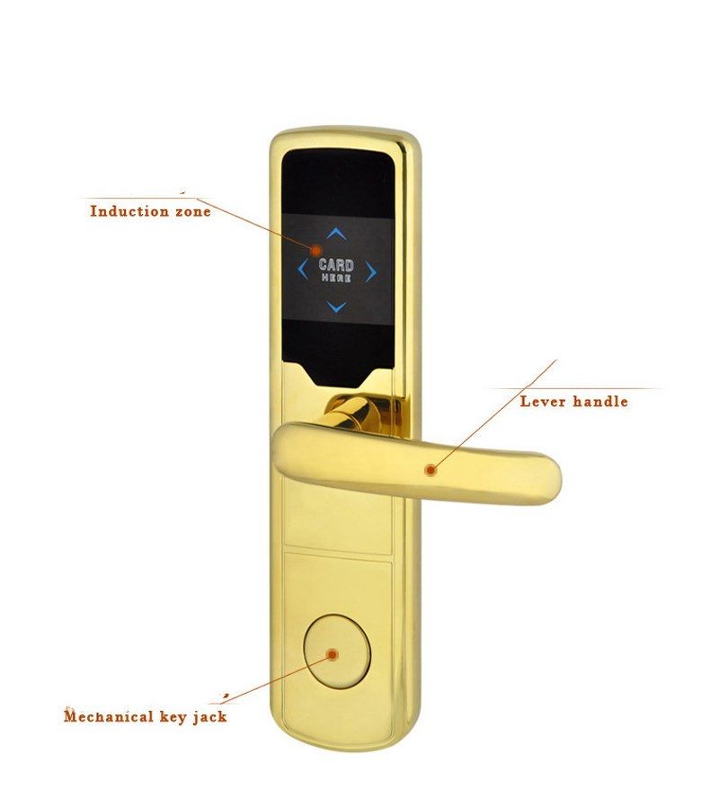 Hotel Room Card Key System Lock Rfid Electronic Et668rf In Locks From Home Improvement On Aliexpress Alibaba Group