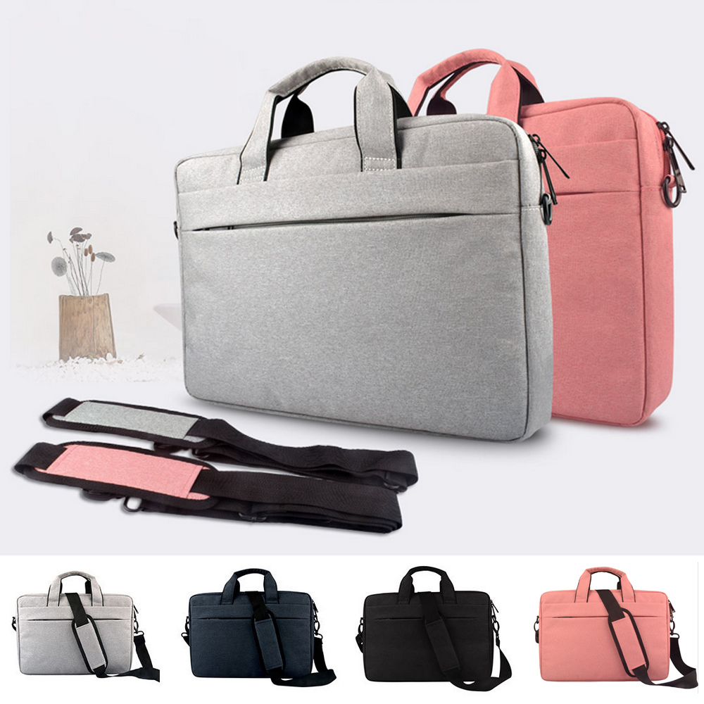13.3 14 15.4 15.6 inch Laptop Sleeve Shoulder Bag for Macbook Air Pro 13 Notebook Bag for Asus Dell HP Acer Lenovo Xiaomi Case