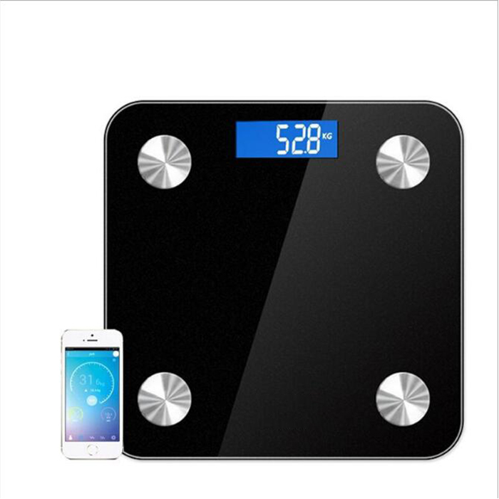 Mini Smart Scales Household Premium Support Bluetooth APP Fat Percentage Digital Body Fat Weighing Scale 1 din car dvd player autoradio single din 1din car radio player stereo fm mp3 audio charger usb sd aux auto electronics