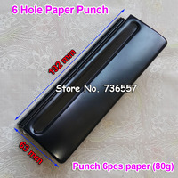 Wholesale 6 Pieces Paper DIY Craft Punch for Scrapbooking Punch Handmade Cut Card Hole Puncher For DIY Gift Card Paper Punch