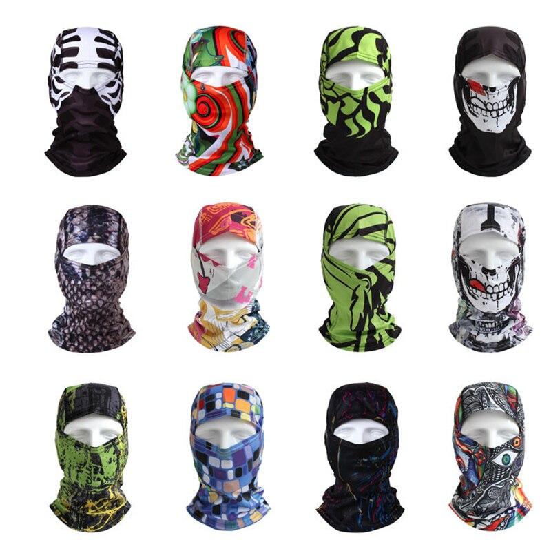 Image 2 - 2019 New 3D Outdoor sport mask Cycling Bike Bicycle Riding Face  Mask Scarf Scarves Bandana Magic Headband Protect Full Face Maskface  maskoutdoor sports maskcycling mask