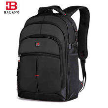 BALANG Business Laptop Men Backpack Notebook Unisex Trendy Backpack Fashion School Bags for Teenagers Boys Girls Travel  Bags
