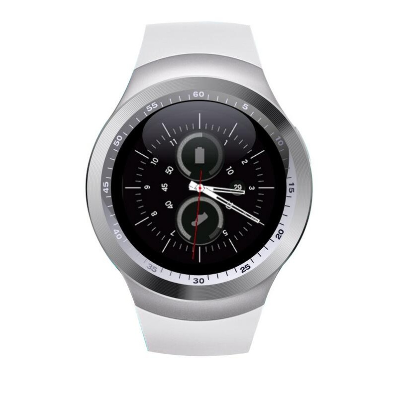 2017 NEW Y1 Smart Watch Support Nano SIM Card and TF Card Smartwatch PK GT08 U8 Wearable Smart Electronics Stock For iOS Android meanit m5