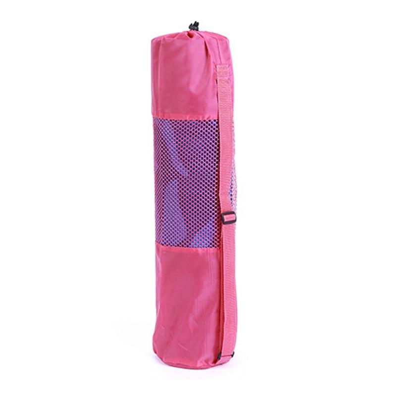 Backpack Mesh Yoga-Bag Pilates-Carrier Sport-Tool Nylon Waterproof New Strap Adjustable