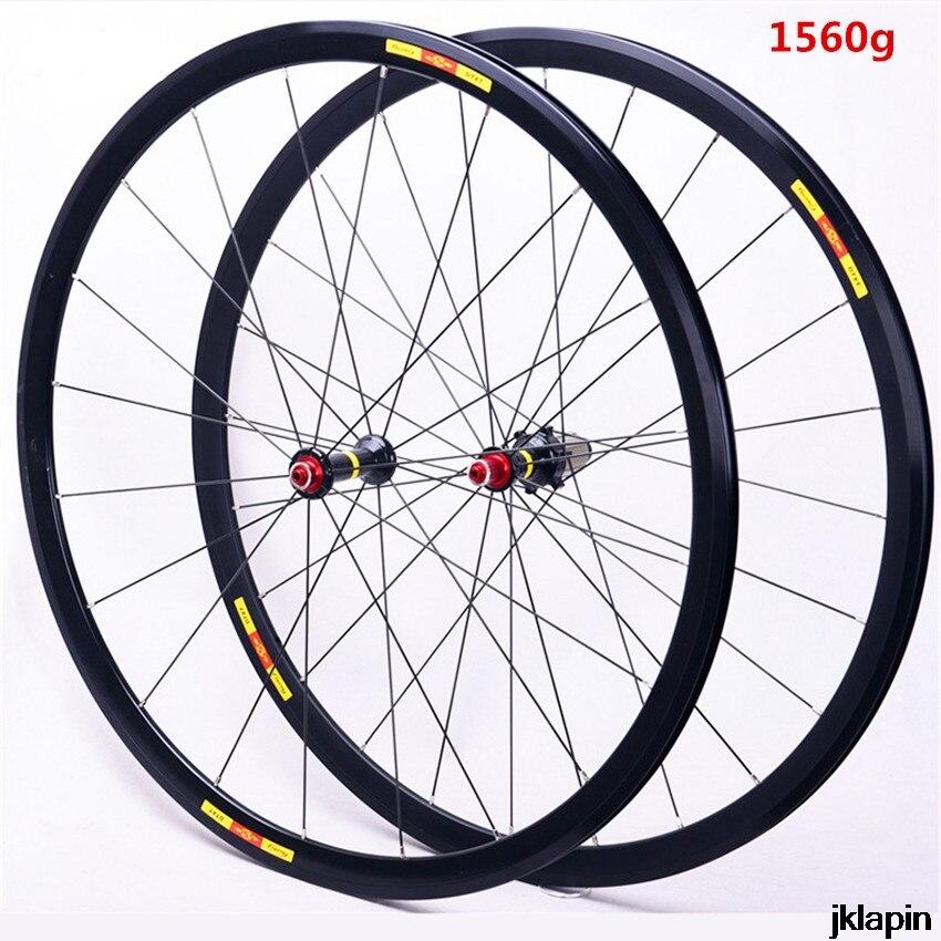 Road Bike Wheelset 700C Front 20 Rear 24 Holes 8/9/10/11 Speed Bicycle Wheels Ultralight 1560gRoad Bike Wheelset 700C Front 20 Rear 24 Holes 8/9/10/11 Speed Bicycle Wheels Ultralight 1560g