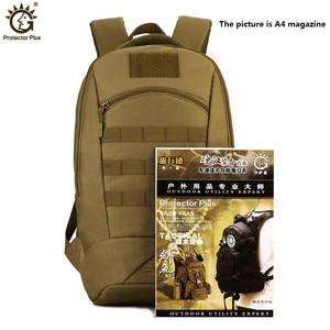 Image 4 - 1000D wodoodporny plecak wojskowy z nylonu Molle Army Tactics plecak plecak obóz plecak podróżny Mochila Escolar