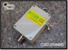 1PC End feed antenna 49:1 balun, short wave antenna balun, four band end feed antenna balun