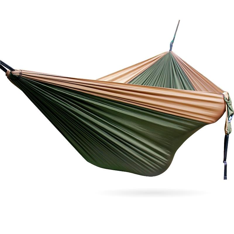 320cm*200cm Camping Hammock Hamaka Hammok Hammoc Hanging Bed Hammac Hamock Garden Swing Outdoor Furniture